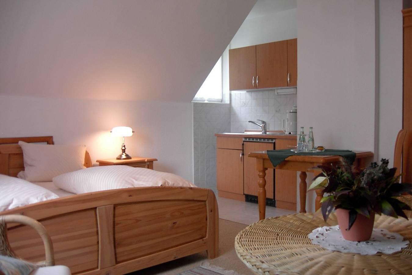 Zimmer Appartementhaus
